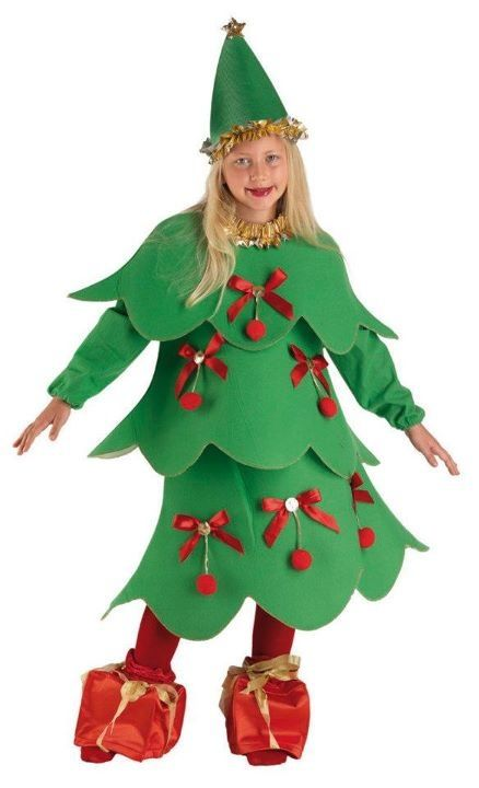 Www Looklike Gr Christmas Costumes Tree Halloween Costume Fancy Dress For Kids Christmas Tree Costume