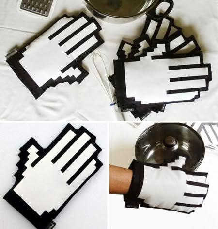 Geek gloves