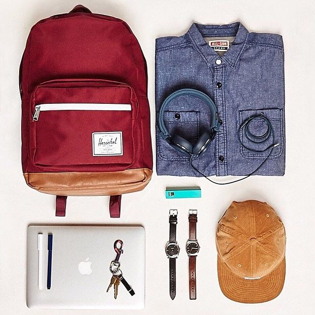 WellPacked with the Popquiz Backpack.   flatlays   Pinterest ... f596f2ba2bc