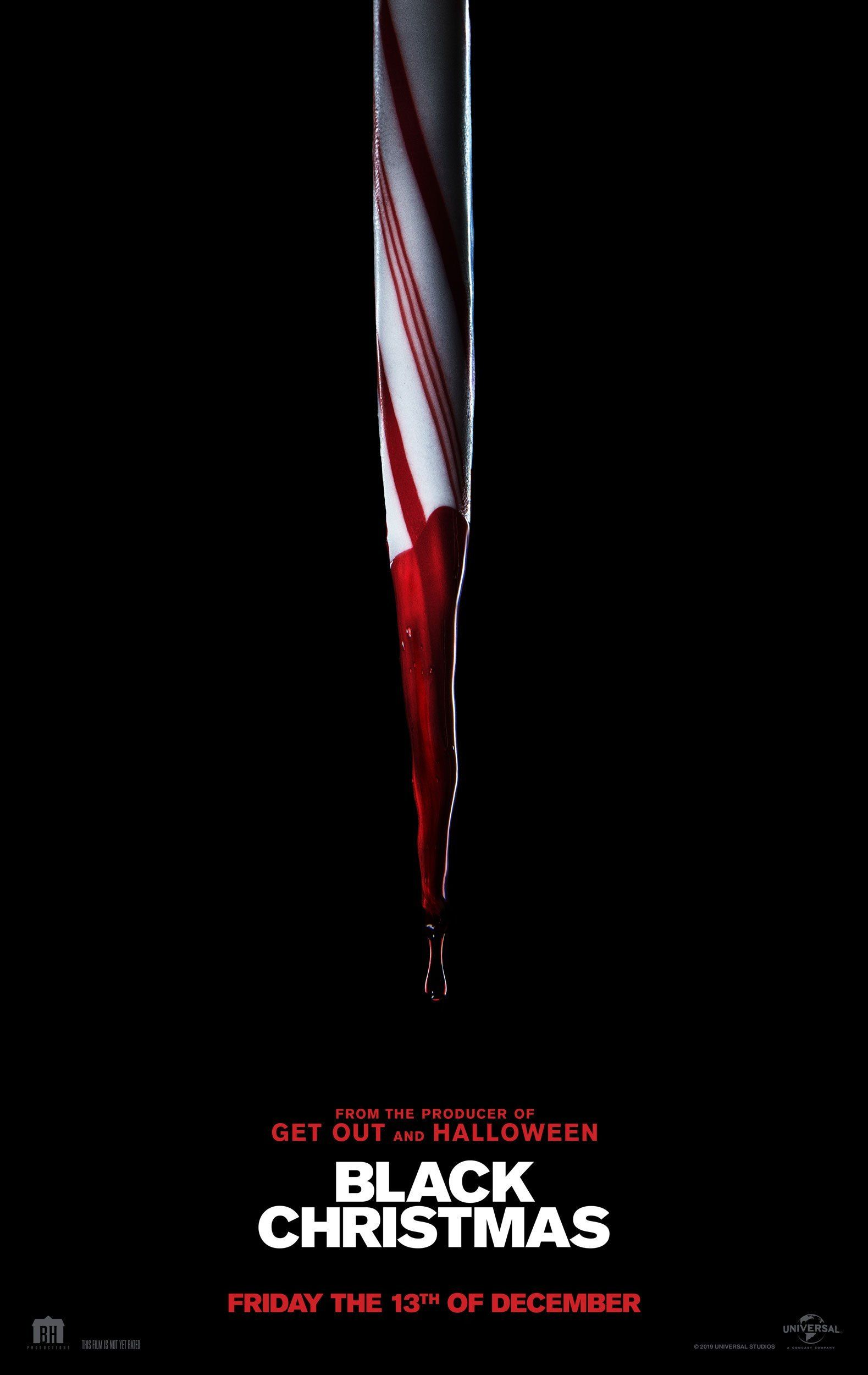 Poster Blumhouse is Remaking 'Black Christmas' and It's