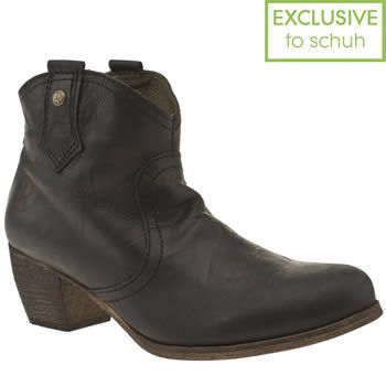 31718b7ce6b Women's Black Red Or Dead Mountain at schuh | To buy | Black leather ...