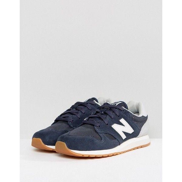 520 SUEDE MESH - FOOTWEAR - Low-tops & sneakers New Balance TwxgnH
