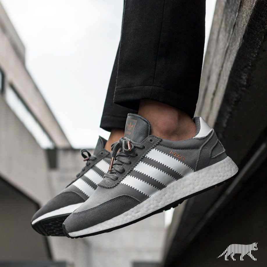 best service f847d 12c78 adidas Originals I-5923 Grey
