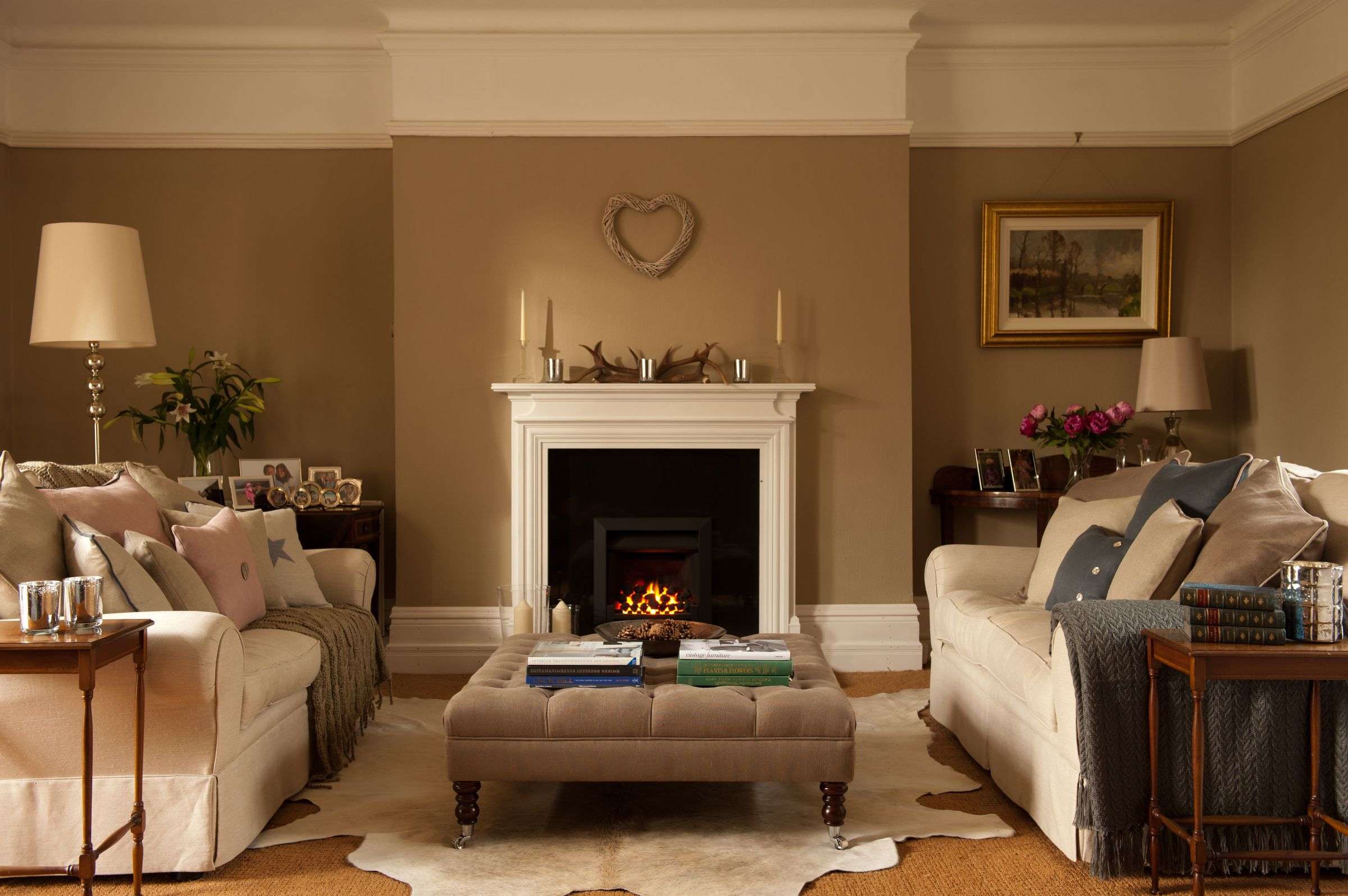 interior design edwardian living room