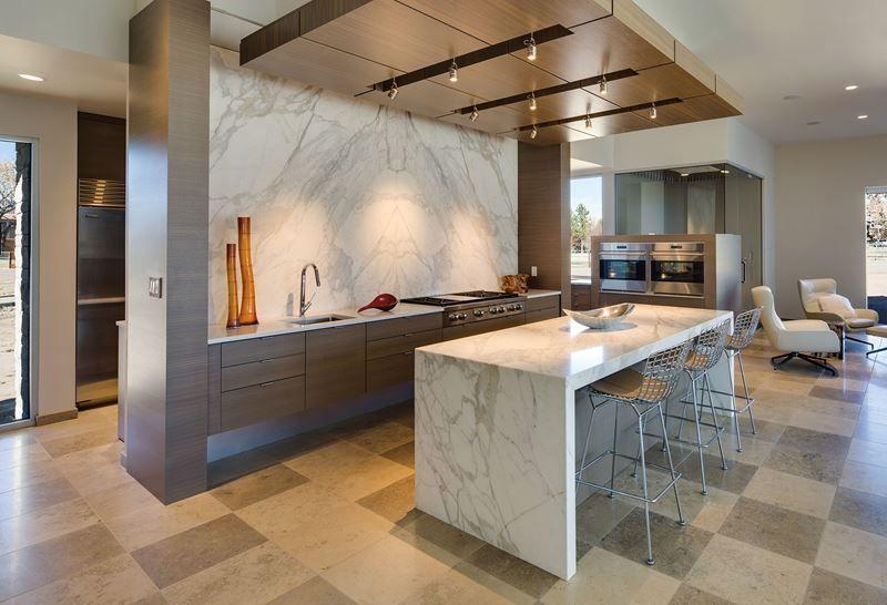 Coralles contemporary kitchen gallery sub zero wolf - Cocinas wolf ...