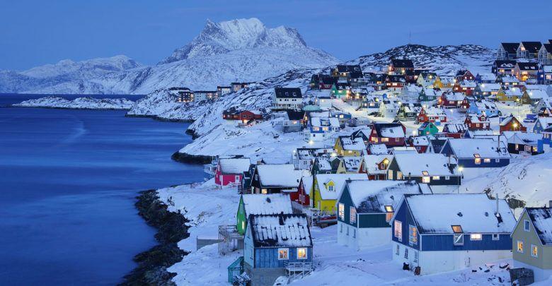 ماهي اكبر جزيرة في العالم Greenland Photo New Spain