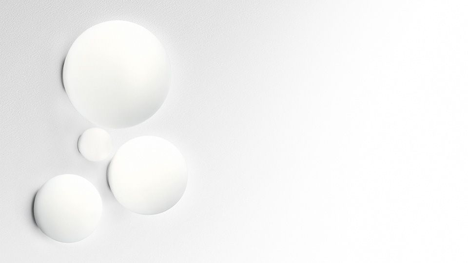 Artemide dioscuri parete soffitto lighting pinterest lights