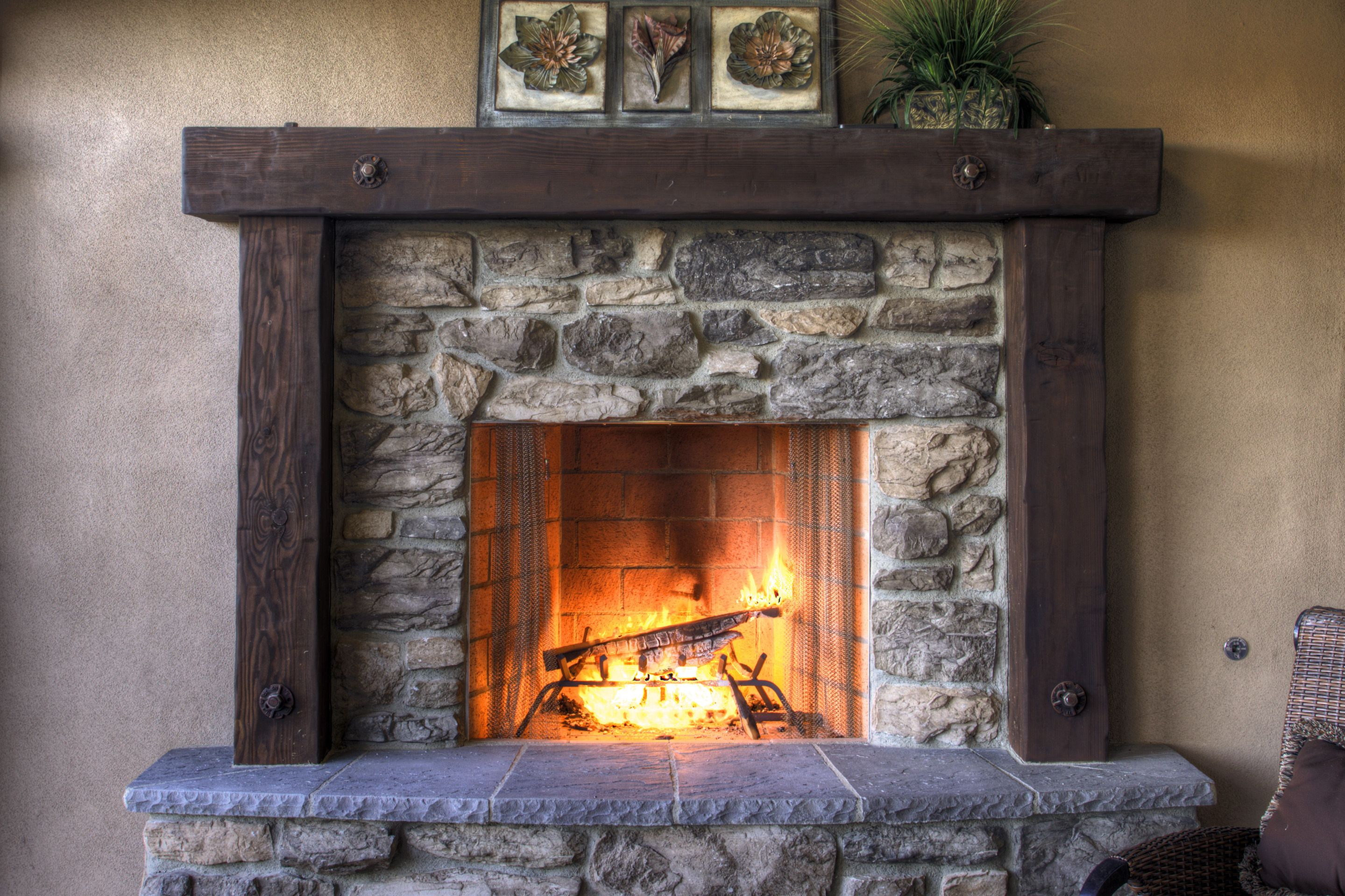 09110124280a2f1b2d431e900446264e Top Result 53 Inspirational Outside Stone Fireplace