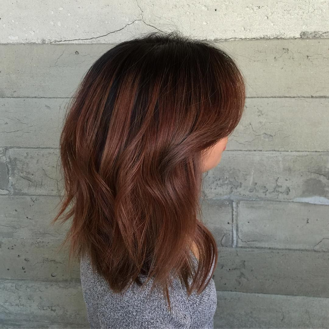 Pin by rosaleen holohan on auburn hair color with highlights caramel