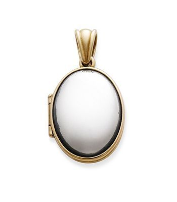 Gold and Silver Oval Locket | James Avery…..HAPPY BIRTHDAY GIFT!!