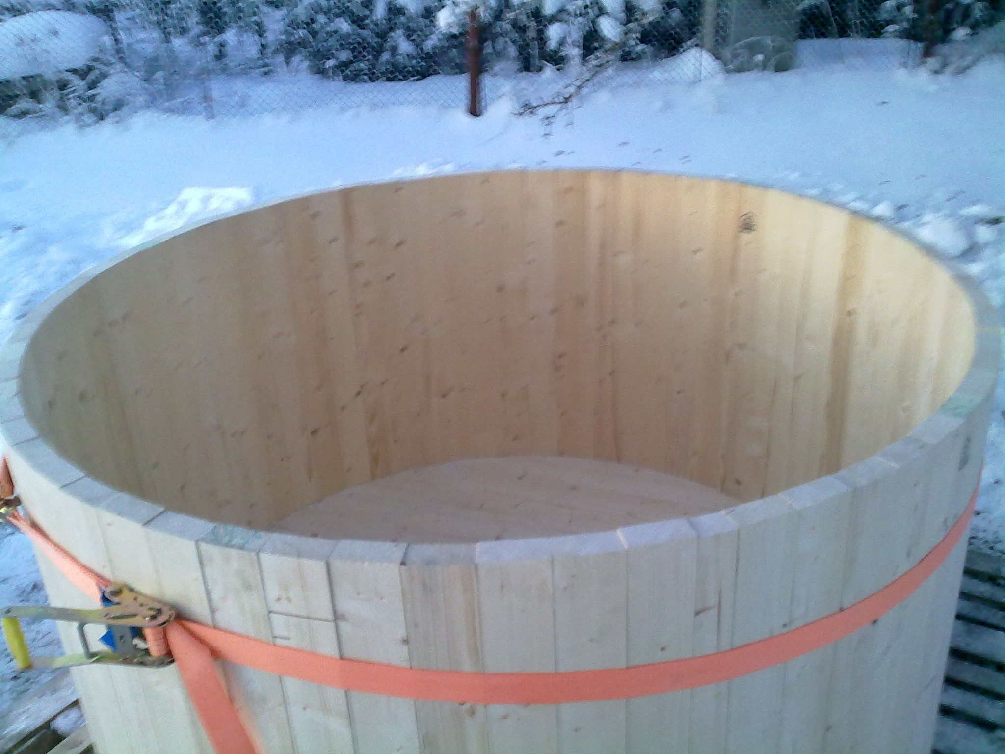 Free Hot Tub >> Pdf Build Your Own Wood Hot Tub Plans Diy Free Free