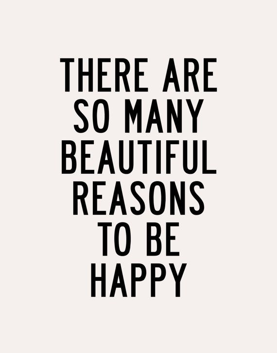 Life Is Beautiful Be Happy Positive Pinterest Frases