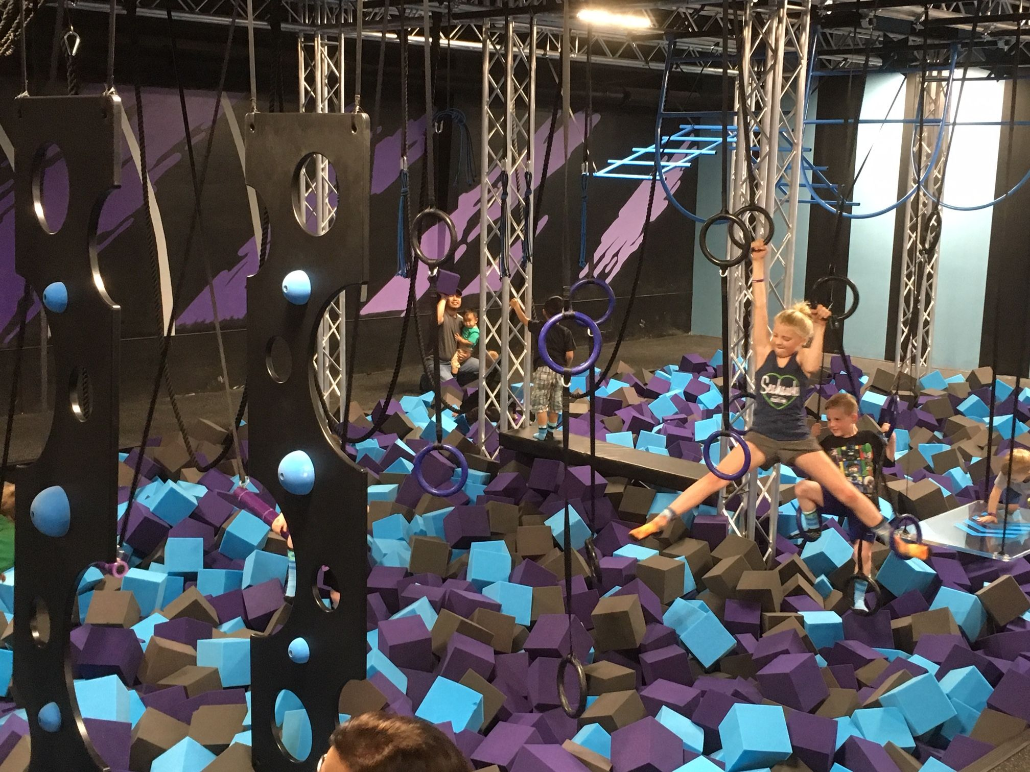 New Trampoline & Air Sports Park Is Defying the