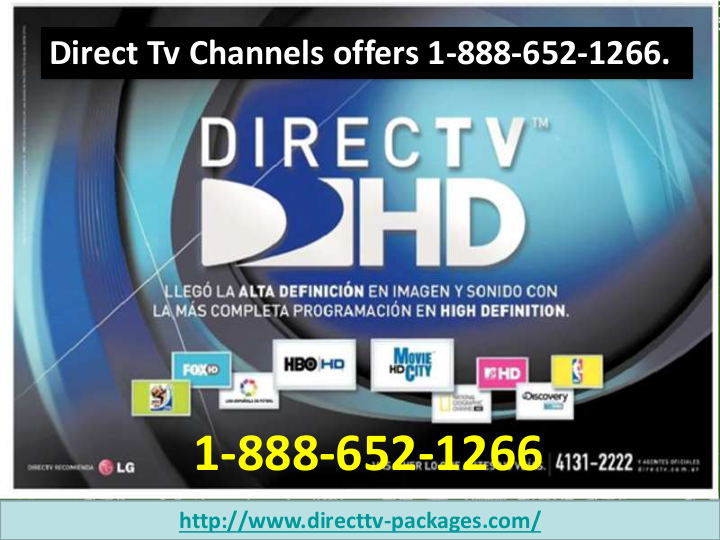 Direct Tv Channels Offers 1 888 652 1266 Direct Tv Channels 1 888 652 1266 Offers You A Wide Variety Of Media From Acros Direct Tv Channels Channel Directions