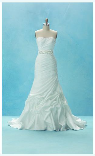Disney Bridal - Rapunzel, Collection 2, Style 214 | I do | Pinterest ...