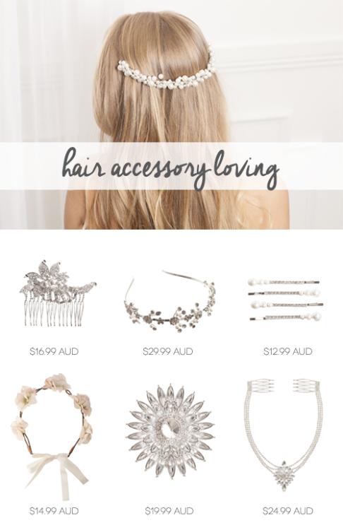 Lovisa E: Lovisa Jewellery, Hair