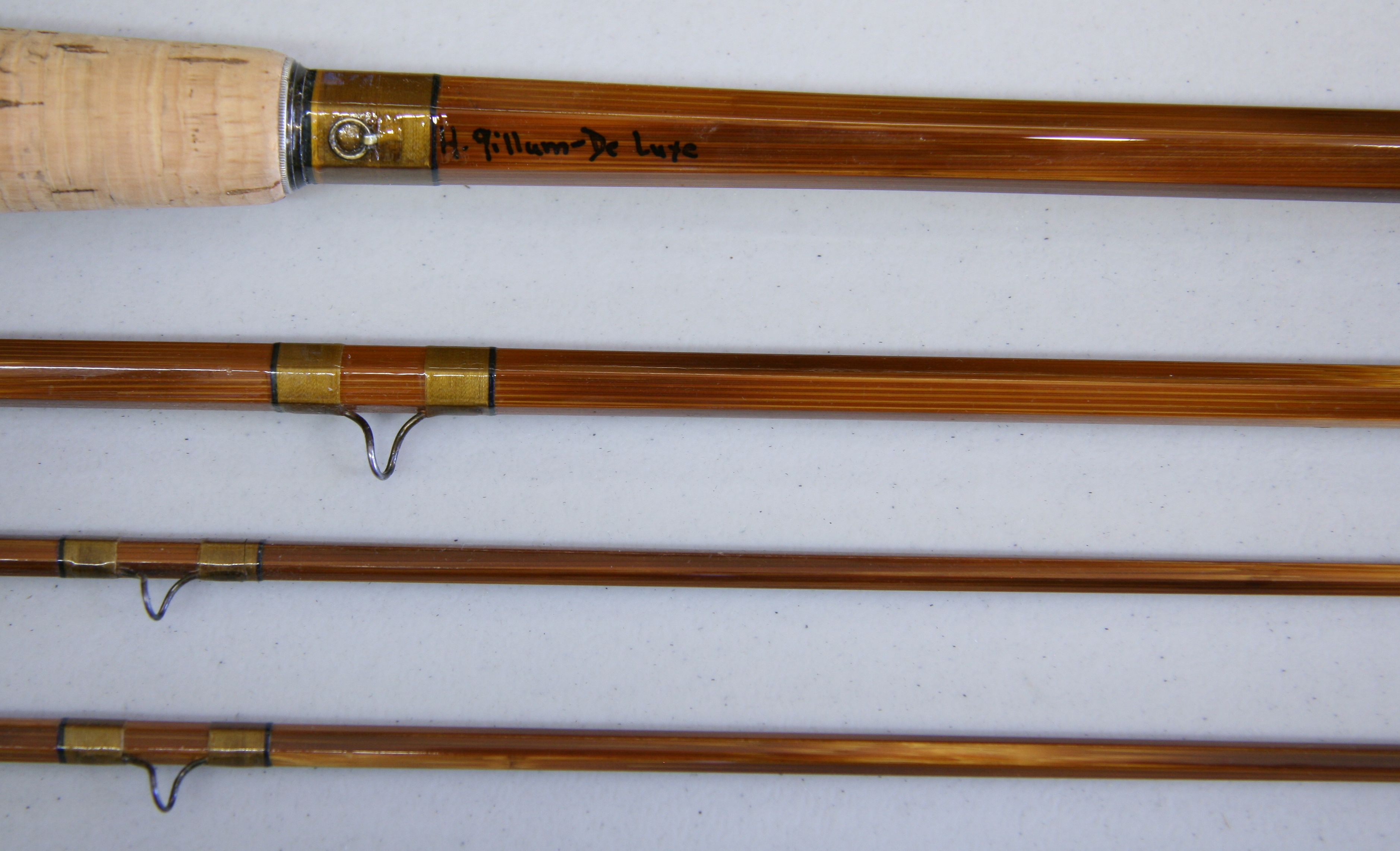 Rick S Rods Fly Fishing Rods Bamboo Rods Bamboo Fly Rod