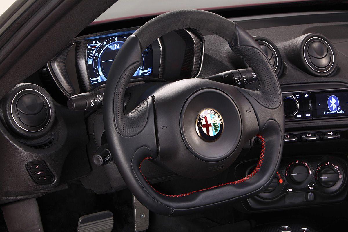 Alfa Romeo 4c Dashboard Interior Wallpaper Alfa Romeo Alfa
