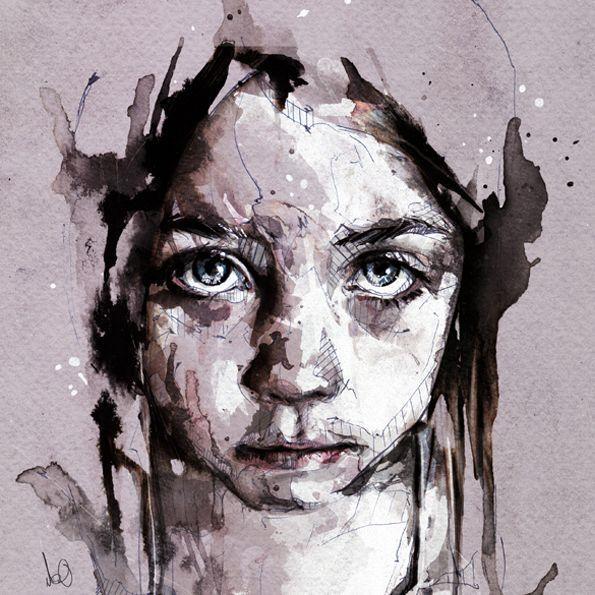 Illustration Visage illustration visage | illustrations | pinterest