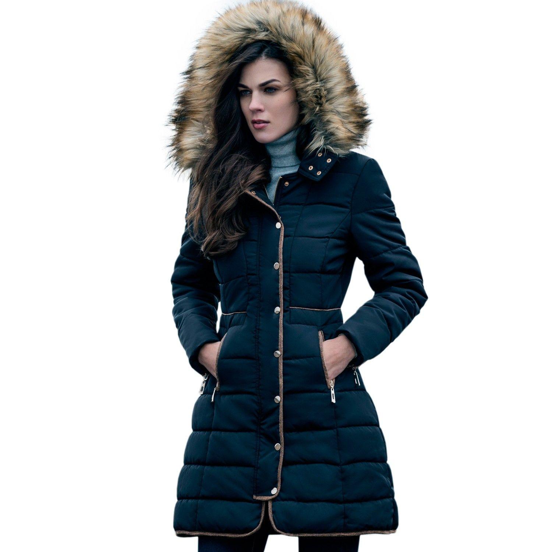 eee68db2acff CHAMARRA ABRIGADOR HOLLY LAND 0880   Outfits   Chaquetas de invierno ...