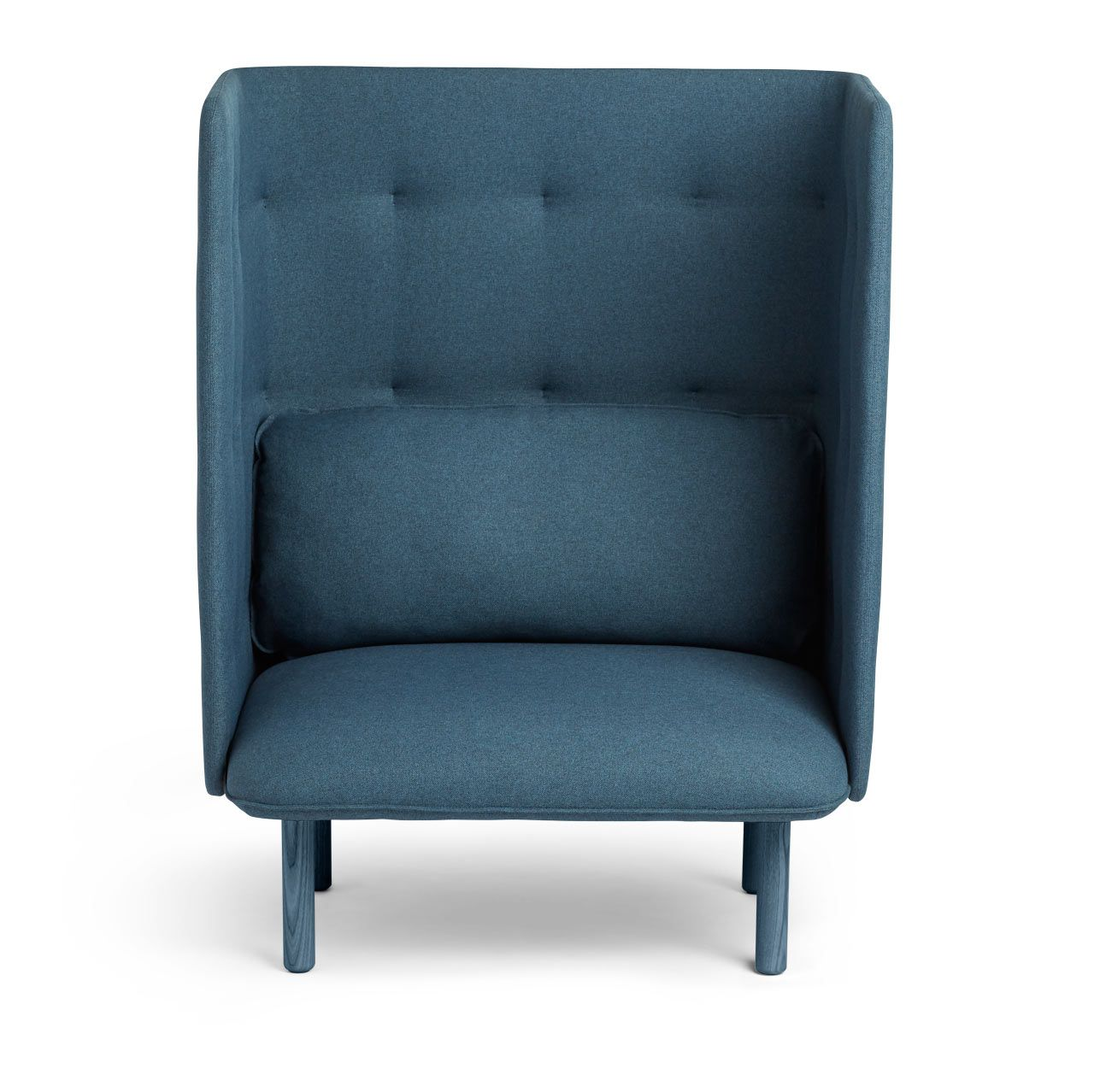 Best Qt Privacy Lounge Chair From Poppin Lounge Seating 640 x 480