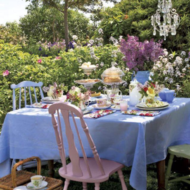 Picnic Garden Party