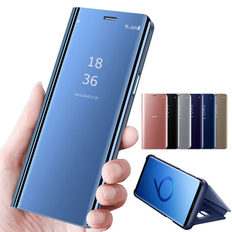 e45fc3a11 Find More Flip Cases Information about Smart Phone Case For Samsung Galaxy  S9 S10 Plus S8