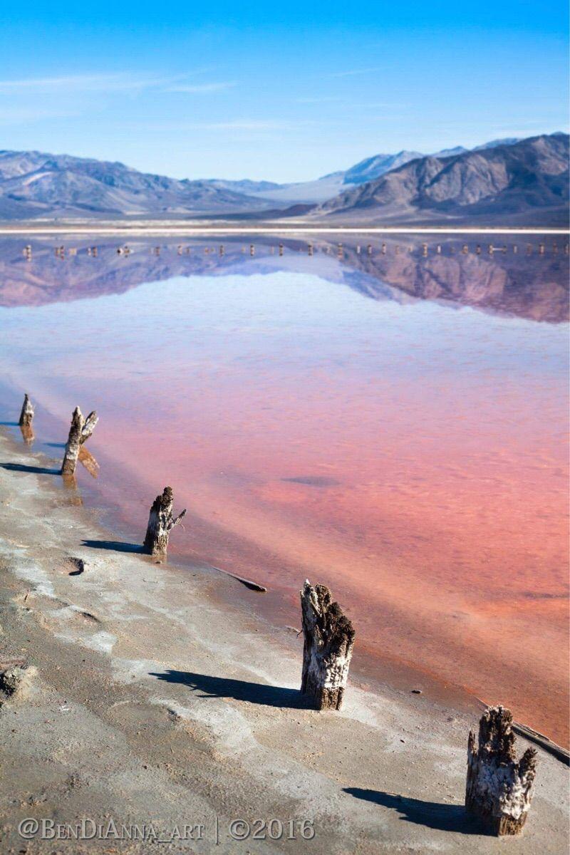 Saline Lake, Death Valley. [OC](5616×3744) #reddit   Photo Snapping ...