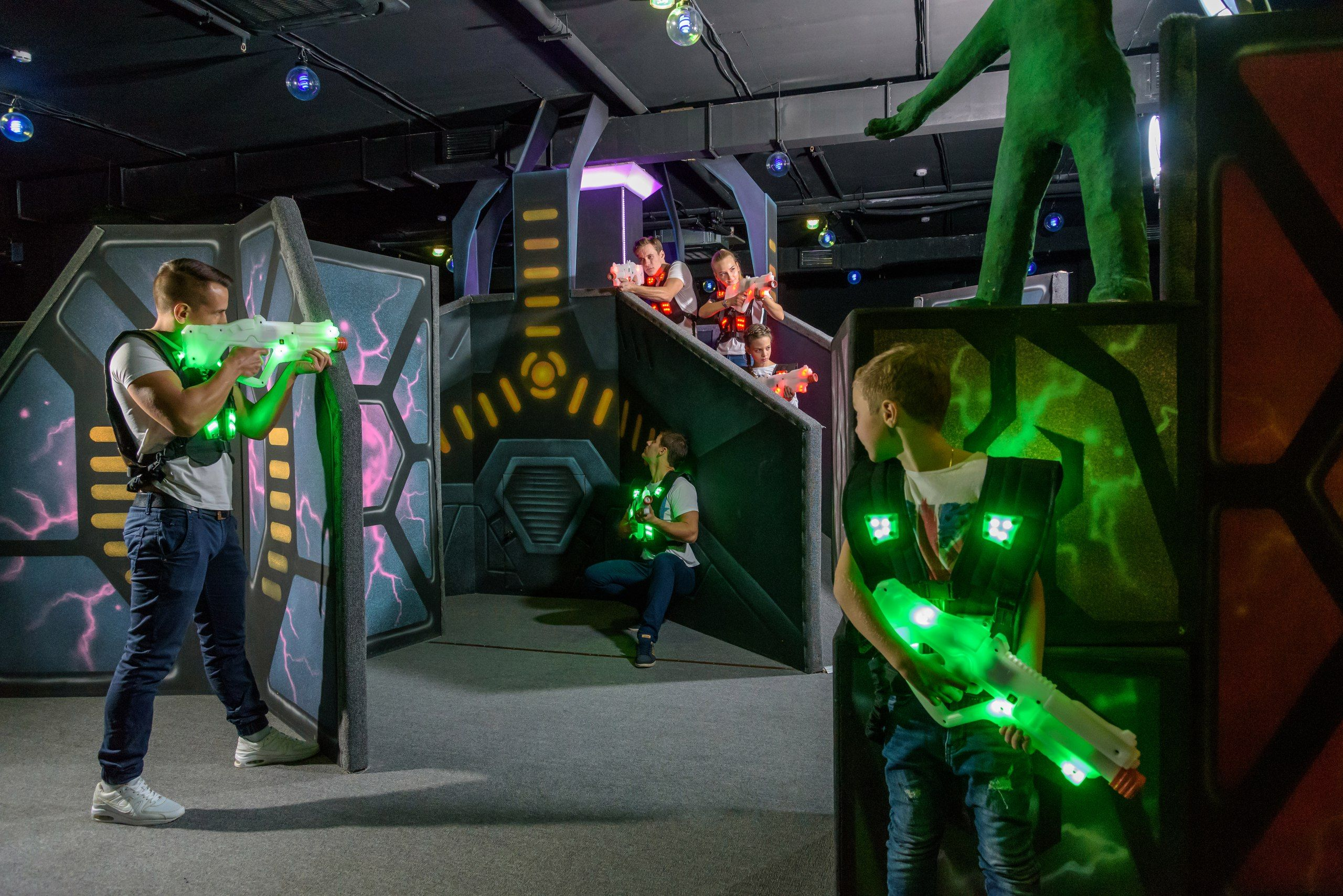 Equipment For Arena Laser Tag Lasertag Net