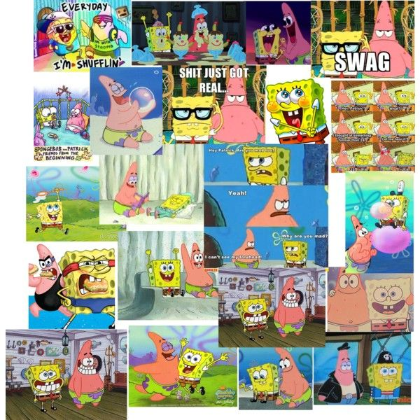 Spongebob And Patrick Best Friends Forever By Bre Luvs Prince On