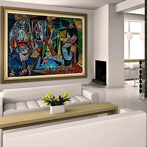 Art Covered with Swarovski Crystals (16 x 12 mts)