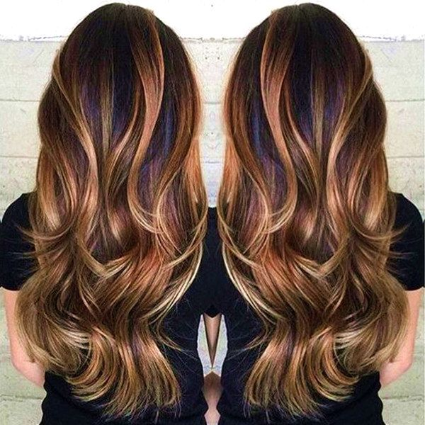 16 Best Balayage Hair Color Ideas For Brunettes In 2017 Hair Color