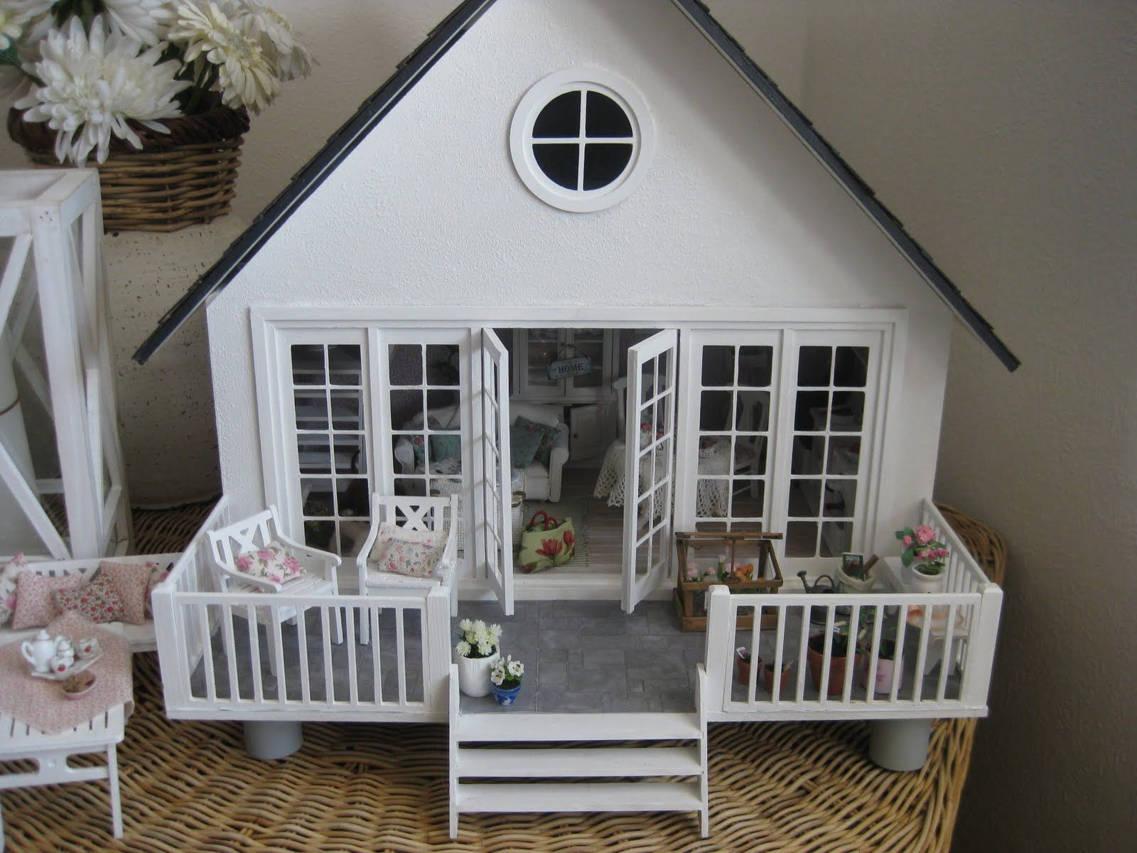 youtube houses watch cottages cottage scale miniature dollhouse