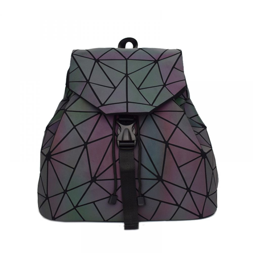 0e5723689 Buy Women's Geometry Pattern Luminous Backpacks at bagluv.com! Free  shipping to 185 countries