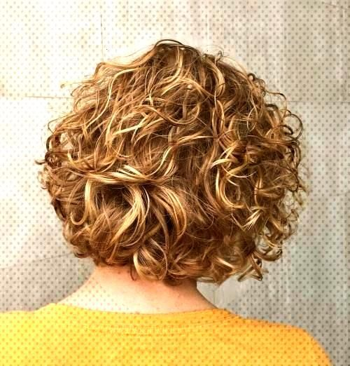 20 hairstyles for thin curly hair that just look amazing - Latest Hairstyles bob hairstyles | hairs