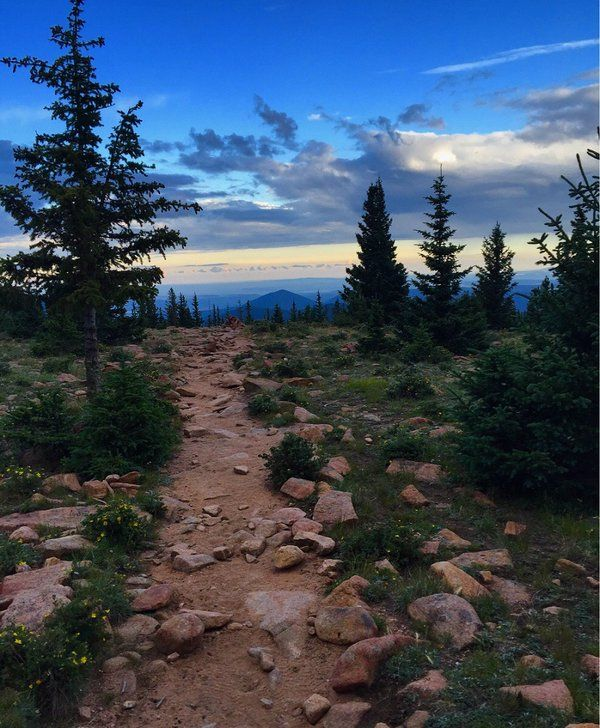 Backpacking over the summer at Philmont Ranch, New Mexico ...