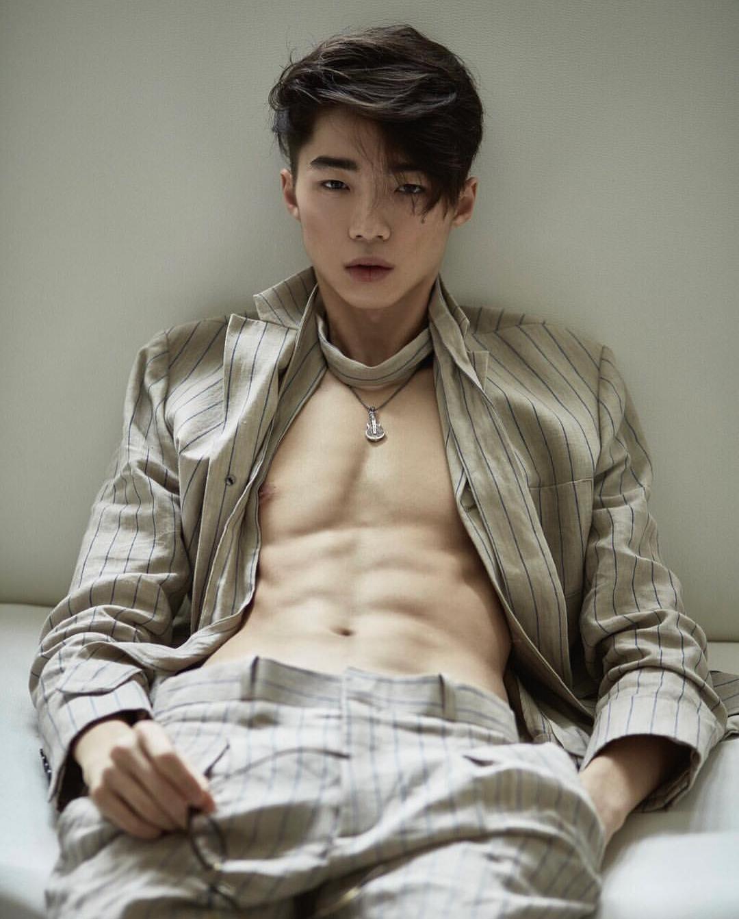 Korea sexy men
