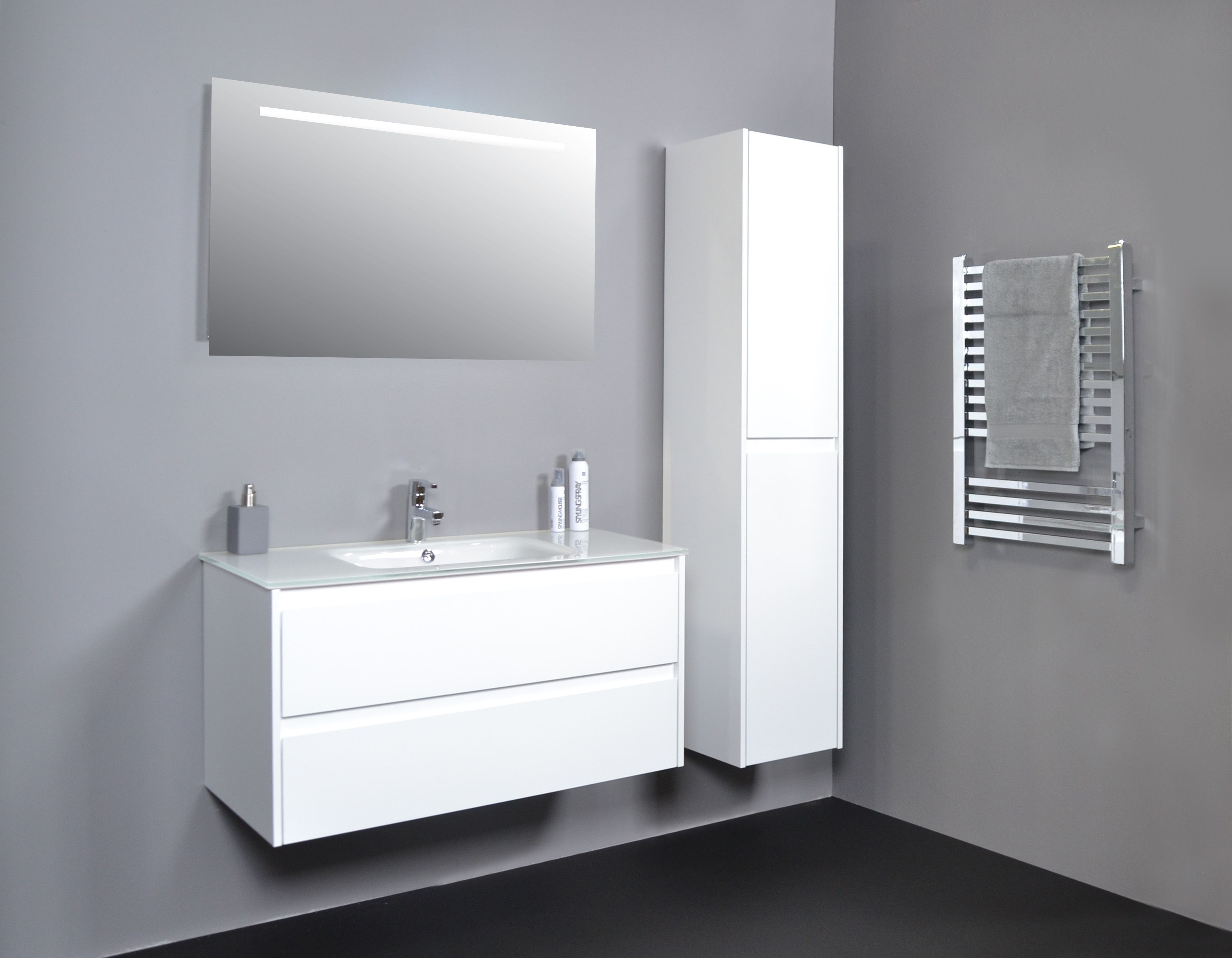 Witte Badkamer Wastafel : Mortex badkamersmano interieurs in mortexu mano interieurs in