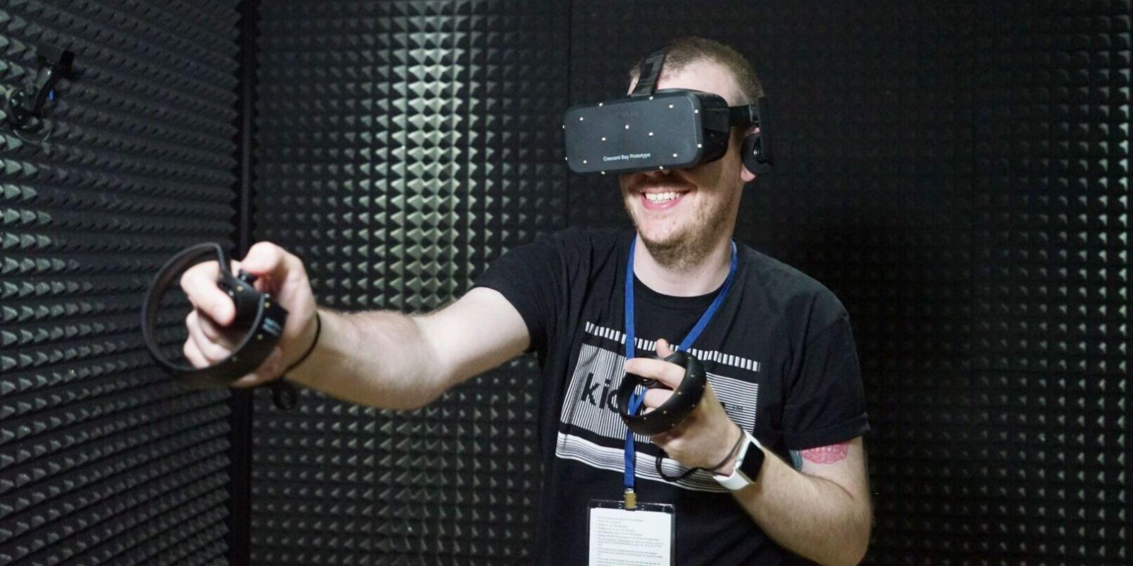 GeForce Game Ready mejora la experiencia de VR para juegos compatibles con Oculus Touch