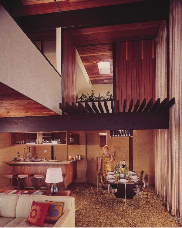 The Origins of the Mid Century Modern American House. Part One ...