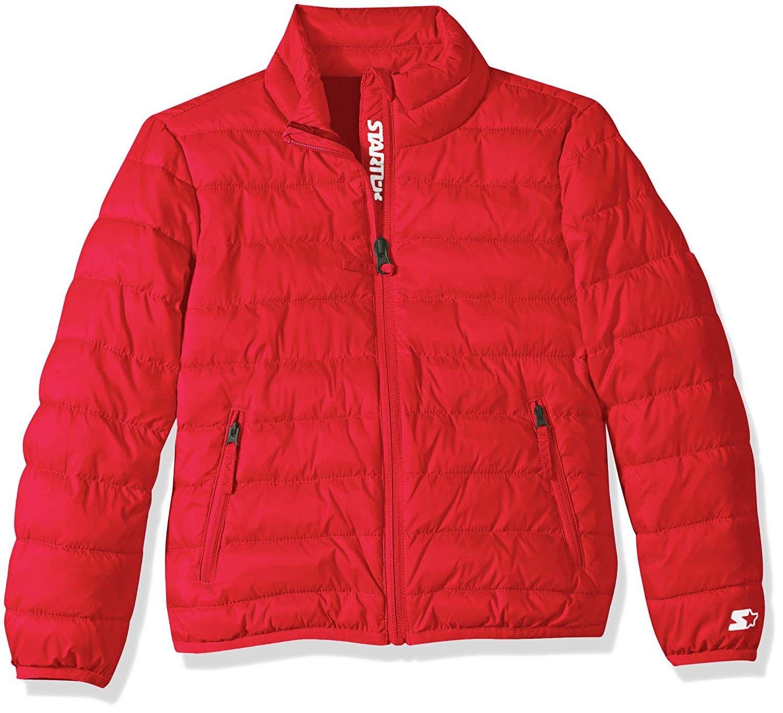 Do Not Use Girls Packable Puffer Jacket Team Red Ck18dka0iz6 Long Sleeve Denim Jacket Puffer Jackets Jackets [ 1366 x 1500 Pixel ]