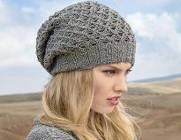 Схема вязанной шапки спицами фото 832