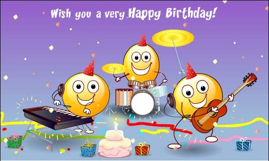 The Happy Song Free Songs ECards Greeting Cards