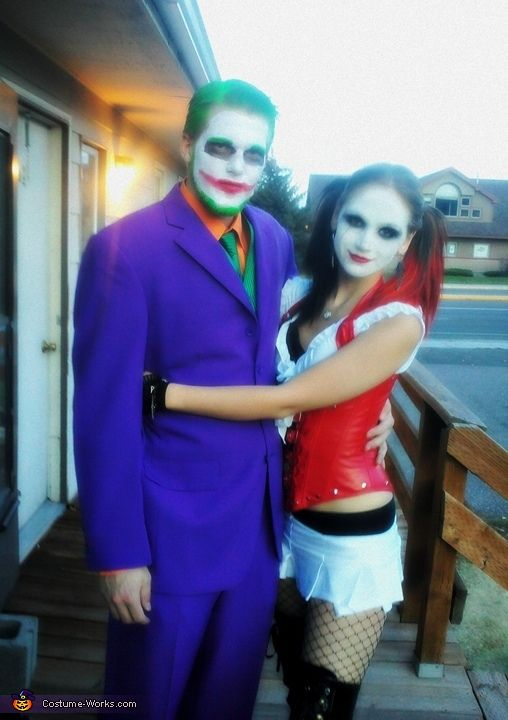 1000+ images about Couple Halloween costumes on Pinterest