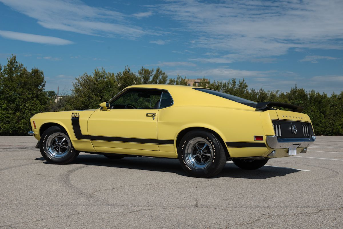 Motor\'n | Low-Mileage \'70 Boss 302 Mustang Is On The Move! | Ford ...
