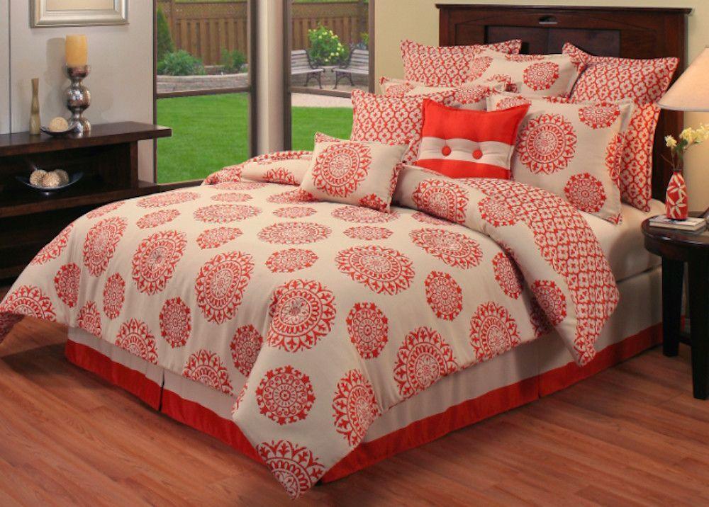 set lis bath comforter living bed cotton pdp fleur piece eberle de