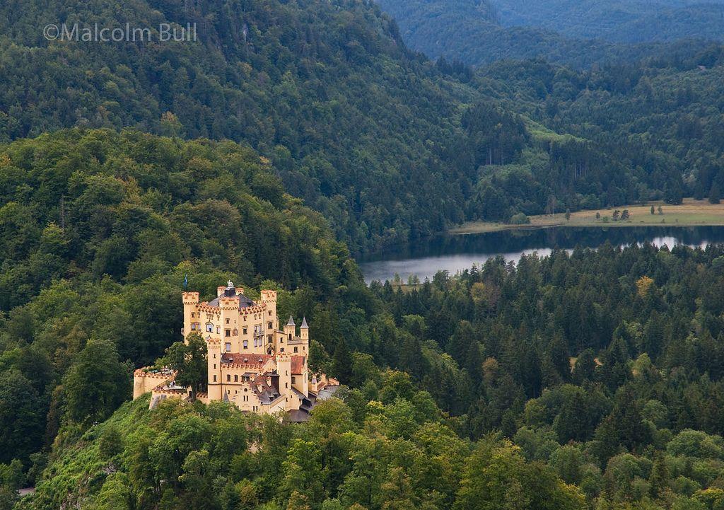 Hohenschwangau Castle Bavaria 3 0264 Mit Bildern Deutschland Burgen Schwarzwald Deutschland Bayern