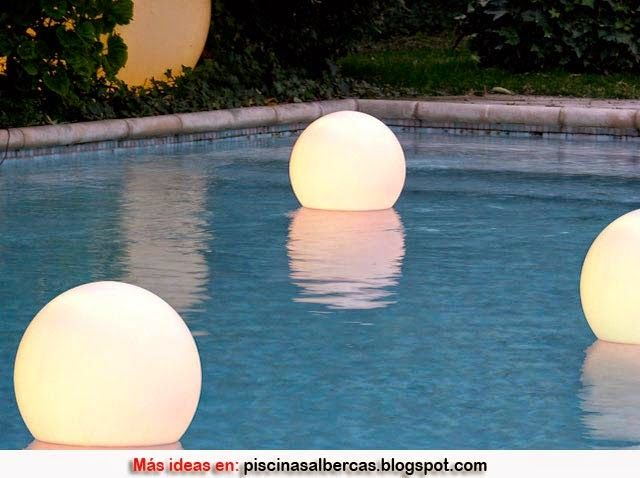 Pool Wedding Decoration Ideas inread invented by teads pool decorations Find This Pin And More On Nos Casamos Glowing Pool Globes For A Beautiful Pool Decor Idea