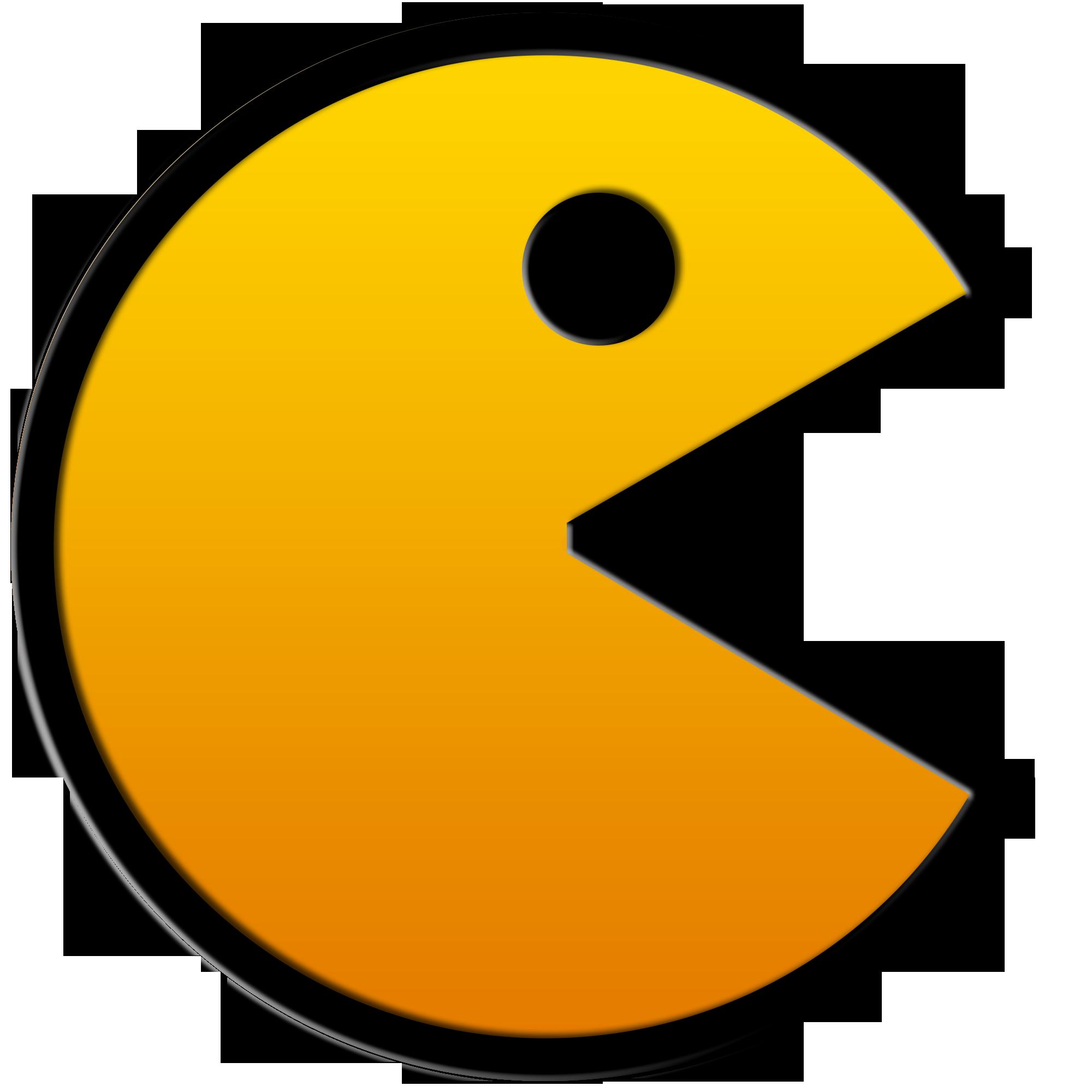 Pac-Man | Plik:Pacman HD.png – Wikipedia, wolna encyklopedia | Pac ...