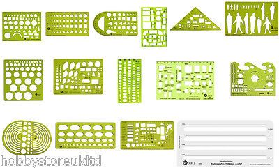 Jakar stencils templates #architectural templates #drawing aid 20 ...